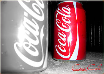 Coca Cola by 3ASHEG-RABE7