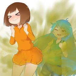 Kira Demonstrates a Taste of her Gas (by 13o) by FemaleGasAdmirer