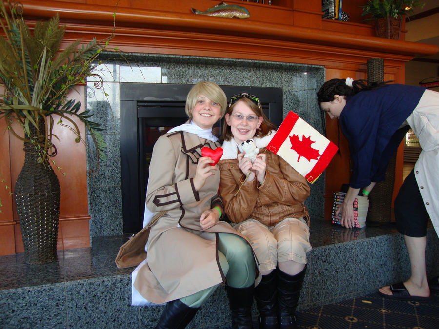 cosplay in canada
