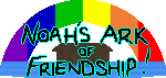 Noah's Ark of Friendship badge by Owlvis