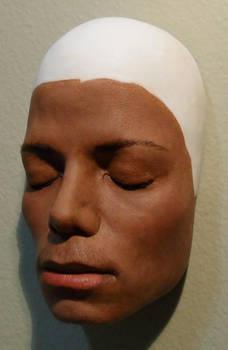 lifemask of Michael Jackson