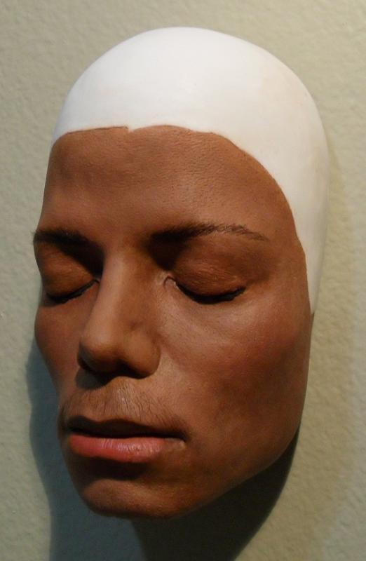 Achat produit chaud le plus en vogue lifemask of Michael Jackson by godaiking on DeviantArt