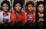 Godaiking Studios MJ bust promo pic by Ranock