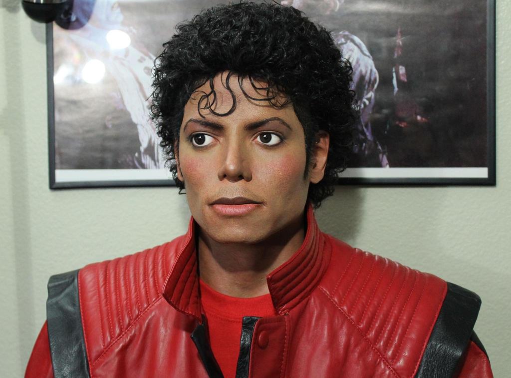 1/1 Michael Jackson Thriller lifesize bust