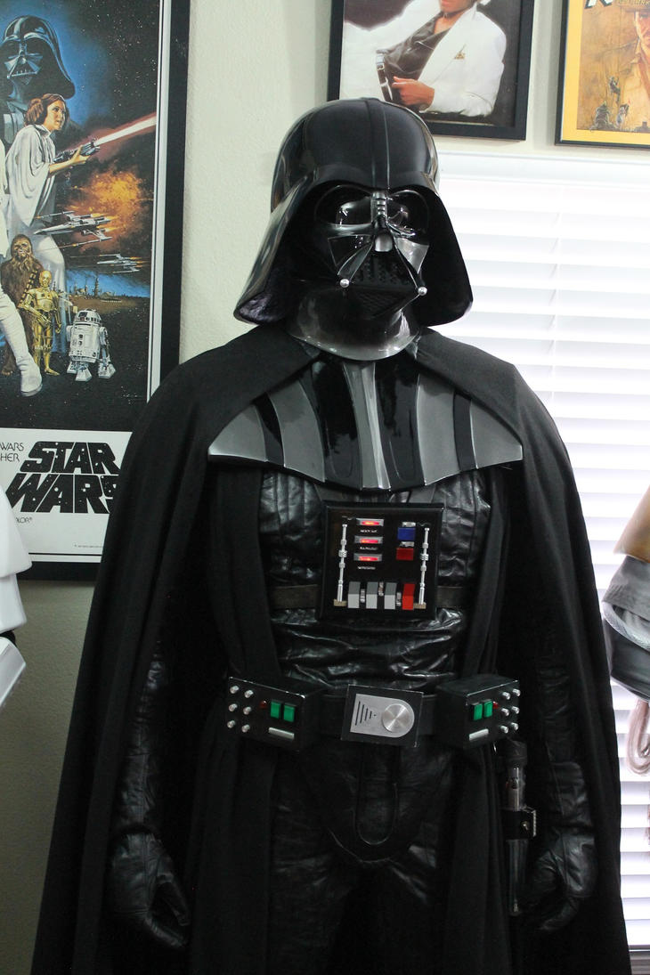 Lifesize Darth Vader statue 2015 by godaiking