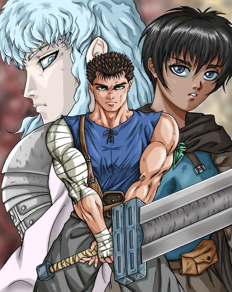 BeRsErK+++FoRcEs by godaiking