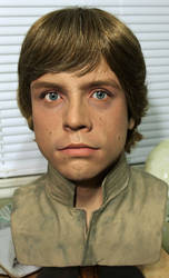 NEW ESB 1/1 Luke Skywalker bust