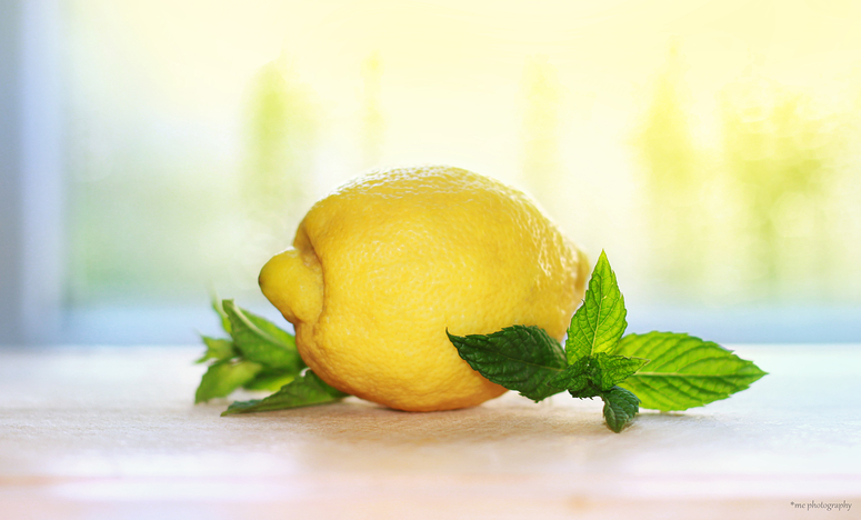 lemon. by mefotografie