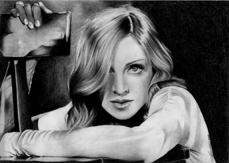Madonna by Esteljf