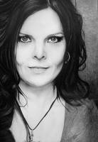 Anette Olzon by Esteljf
