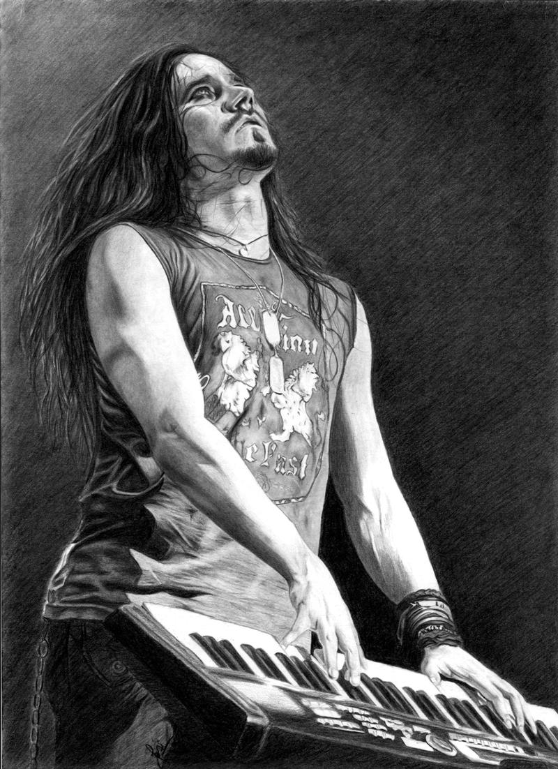 Tuomas Holopainen - 2 of 3 by Esteljf