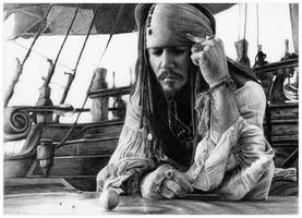 Jack Sparrow - Up is Down
