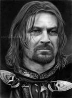 Boromir by Esteljf