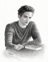 Edward Cullen by llvllagic