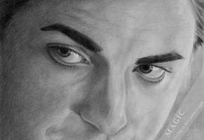 Rob's eyes by llvllagic