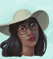 Connie by caelstyx