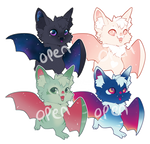 Starry Wing Bat Adoptables CLOSED!