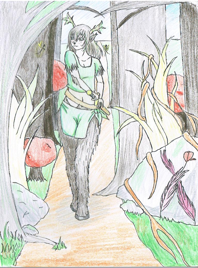 Kichi fantasy by FennexAndFennec