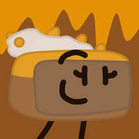 Butterscotch Cake icon by xXShinyLeafXx