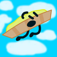 Egg tart icon by xXShinyLeafXx