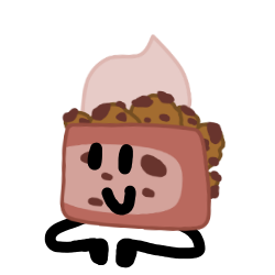 Cookie Cake by xXShinyLeafXx