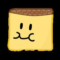 Spongy Cake by xXShinyLeafXx