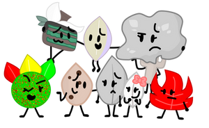 Shinyleaf's friends or famliy by xXShinyLeafXx