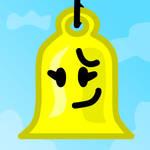 Yellow Bell icon by xXShinyLeafXx