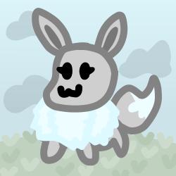 Shiny Eevee icon by xXShinyLeafXx
