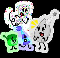 Happy Birthday to me by xXShinyLeafXx