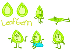 LeafGem Doodles by xXShinyLeafXx