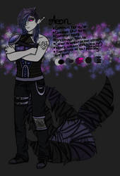 [PA] Aeon Reference by shardXIII