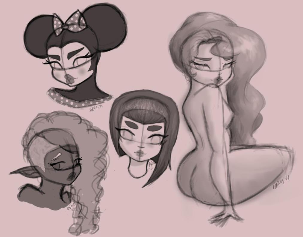 Doodlez by Juneias