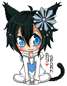 Pixel Commish [S a i S a i] Non animated ver. by Spork-a-licious
