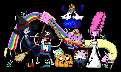 Adventure time pics favourites by adventuretreetrunks on DeviantArt