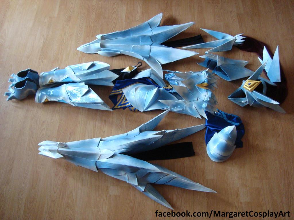 ice drake shyvana cosplay - photo #23
