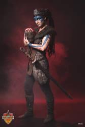 Margaret as Senua - cosplay from Hellblade by MargaretCosplayArt