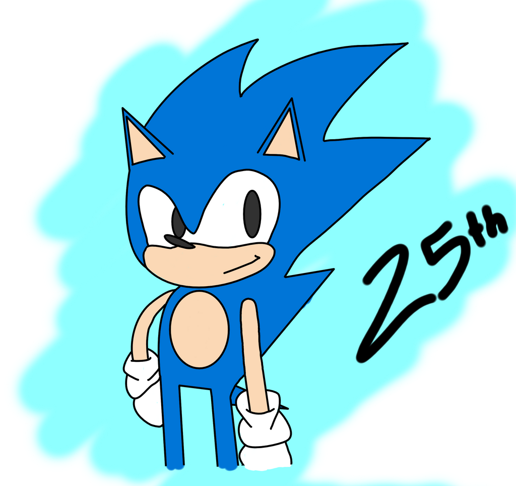 Classic Sonic CD Style. By Platinum2xa On DeviantArt