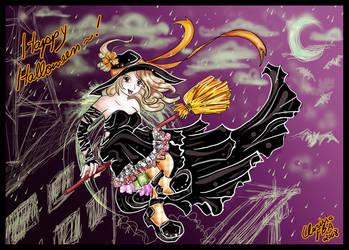 Happy Halloween by clari-chan