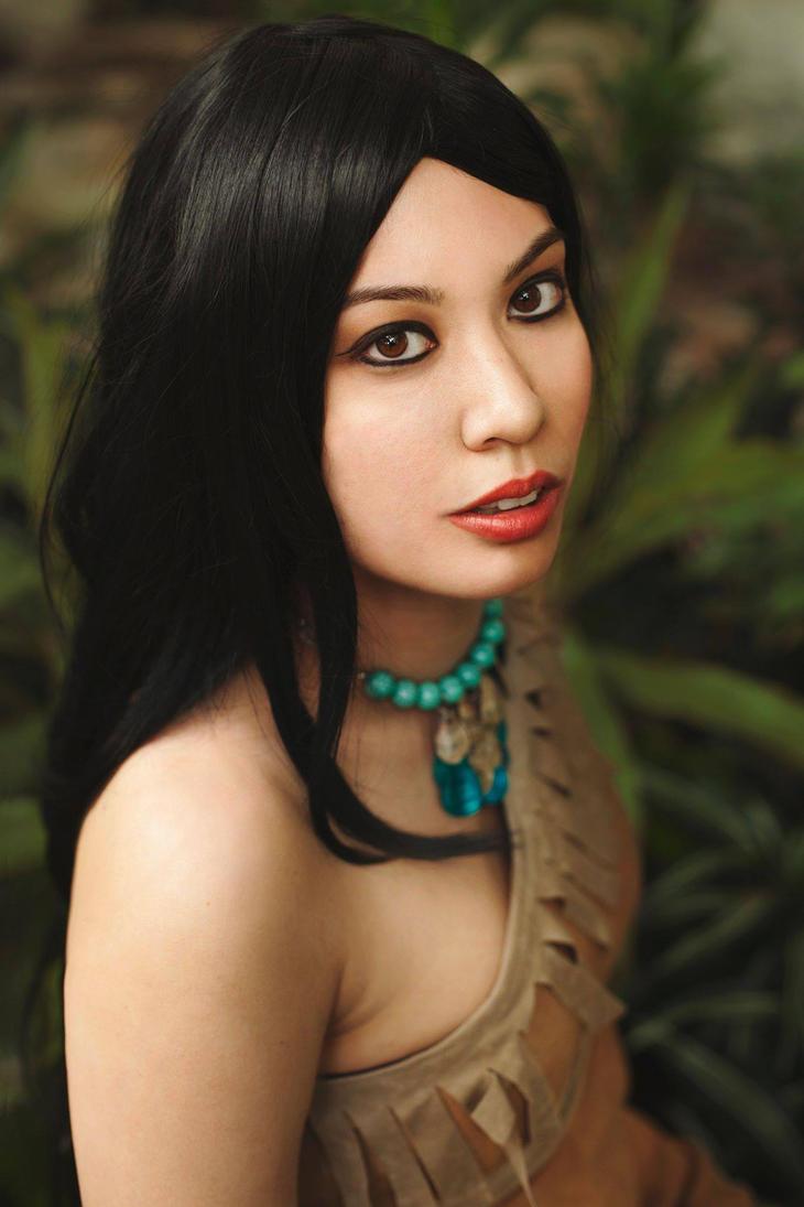 Pocahontas by AloraPhacia