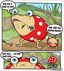 Pikmin 17 by Dominosaur
