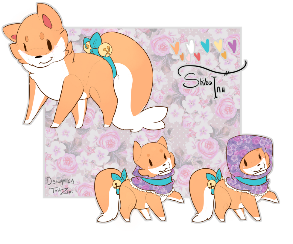 Creature Exchange February 2014 - Bellpup by ZombiiCrow