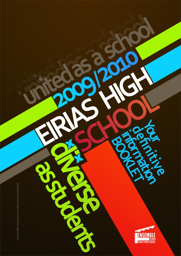 Eirias Brochure Idea by SJROBZY