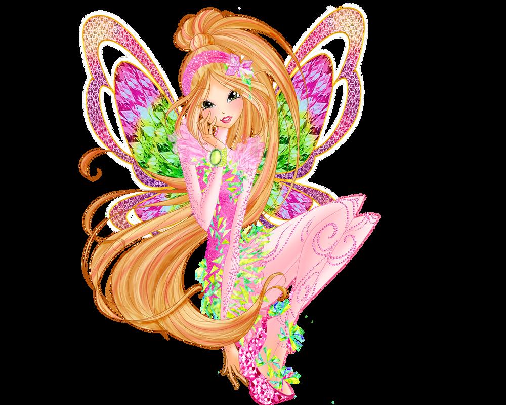 Flora Tynix by CogwheelFairy