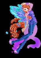Bloom Dreamix by CogwheelFairy