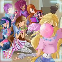 World of Winx! by CogwheelFairy