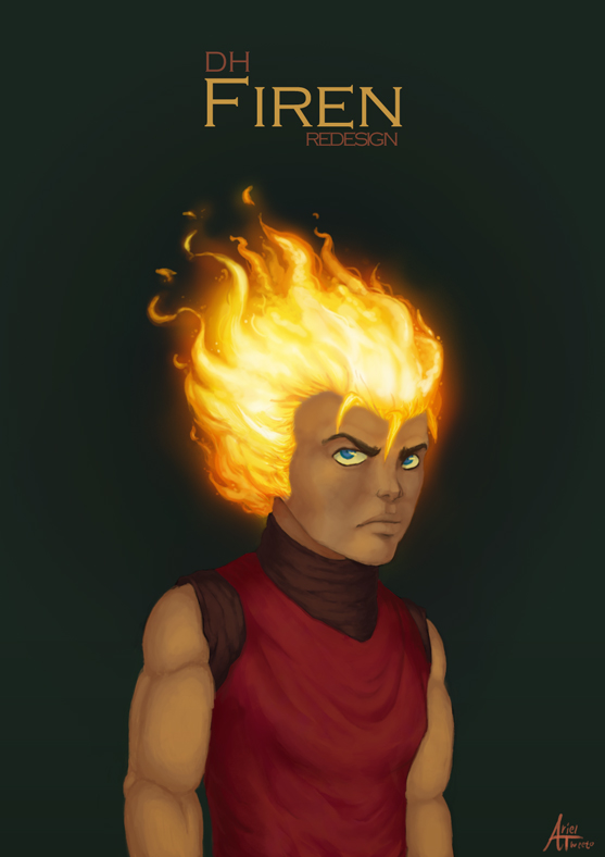 firen redesign by arieltw1