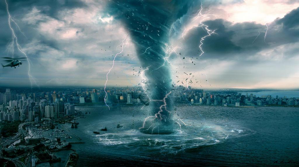 Tornado by Nacho3
