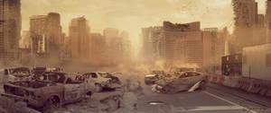 Apocalypse by Nacho3