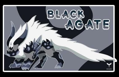 SU: Black Agate [Corrupted]